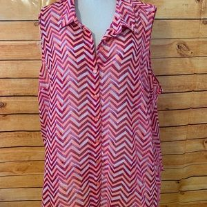 Simply Emma dress top size 3x